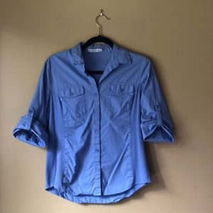ALFRED SUNG Button down shirt